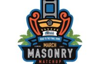 March Masonry Matchup Logo