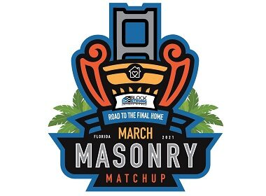 March Masonry Matchup Logo