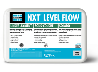 NXT Level Flow by Laticrete