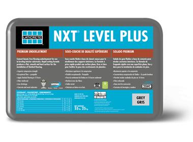 NXT Level Plus by Laticrete