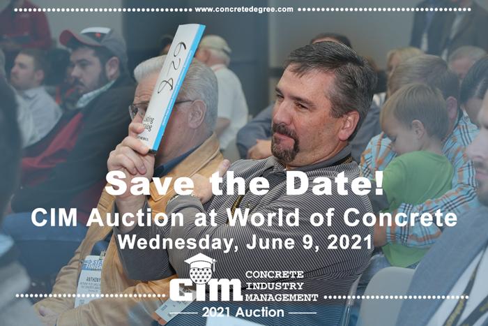 CIM Auction at WOC