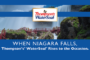 When Niagara Falls, Thompson's WaterSeal Products are There