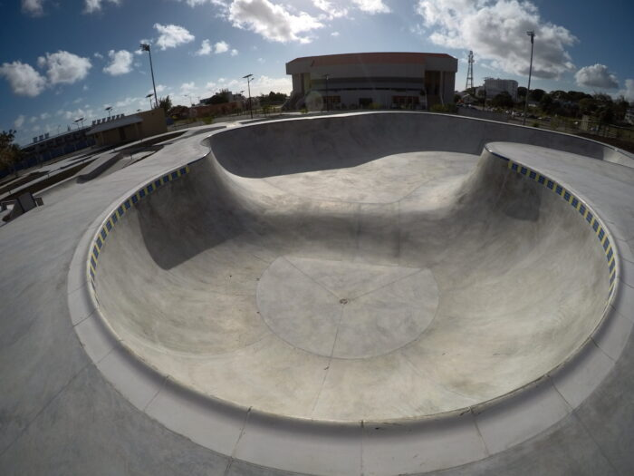 The Kaitif Skatepark