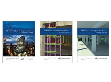 ACI Reinforced Concrete Design Handbook