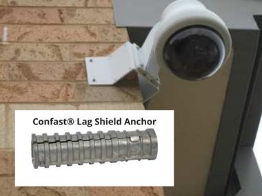 Confast Lag Shield Anchors