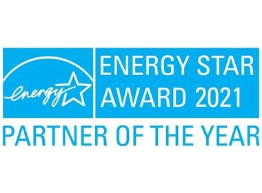 2021 Energy Star Partner of the Year