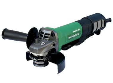 12Amp AC Brushless Grinders added to Metabo product line