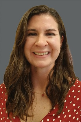 Sarah Mauri, ACI Resource Center Manager.