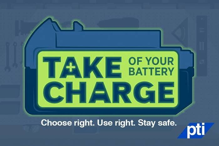 Take charge of your battery - OEM Battery Safety