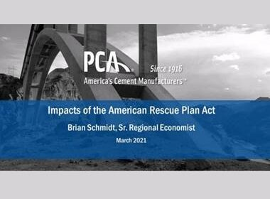 American Rescue Plan Act - pca update