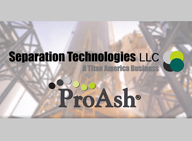 New Fly Ash Reclamation Process - ProAsh by ST