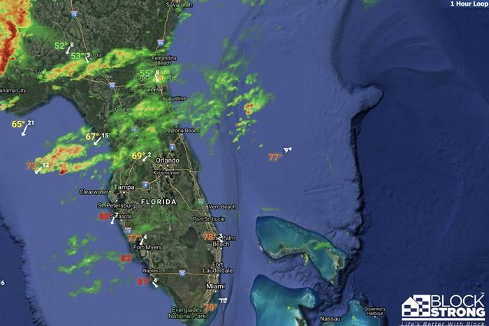 Stormtracker Radar on BlockStrong.com