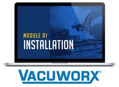 Vacuworx Online Training Program
