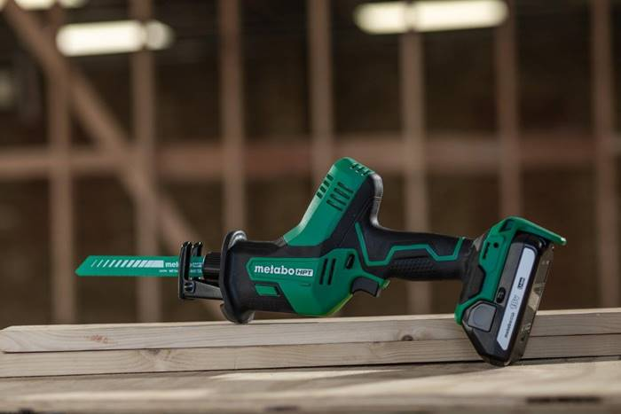 18V Cordless Saws by Metabo