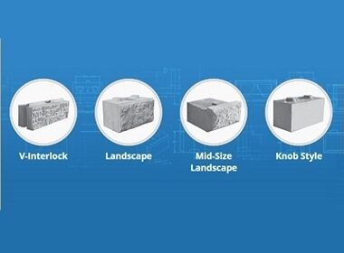 The Quick Release Block Form can create varying options of blocks.