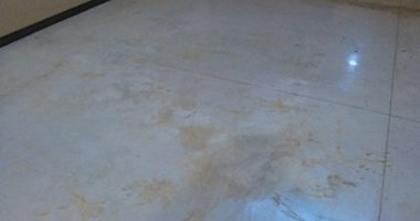 Tamryn Doolan from Surface Gel Tek may have come up with a new use for her etching gel: neutralizing and cleaning up spilled acid stain on concrete. She sent us a couple of before and after images along with the story.