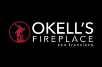 okell's fireplace logo