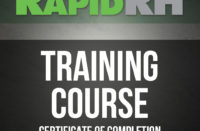 RapidRH Training Course