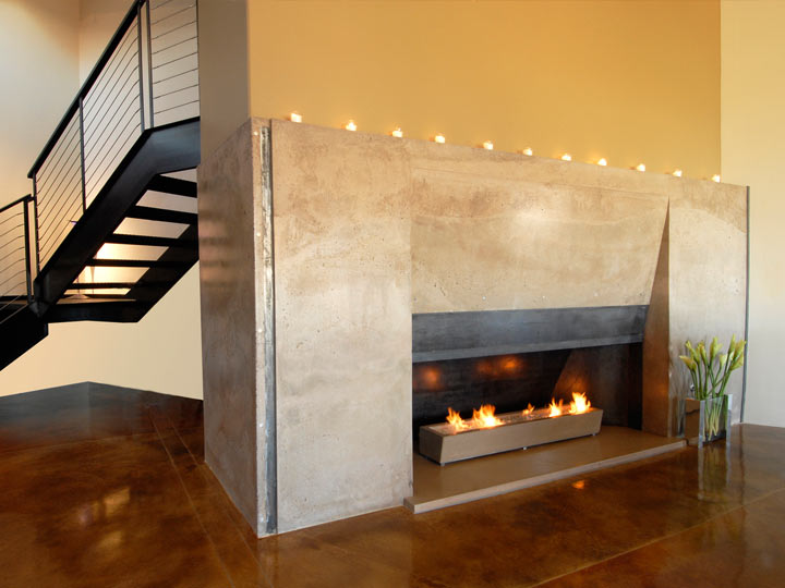 Cody Carpenter, Architectural Concrete Interiors, Phoenix, Ariz.
