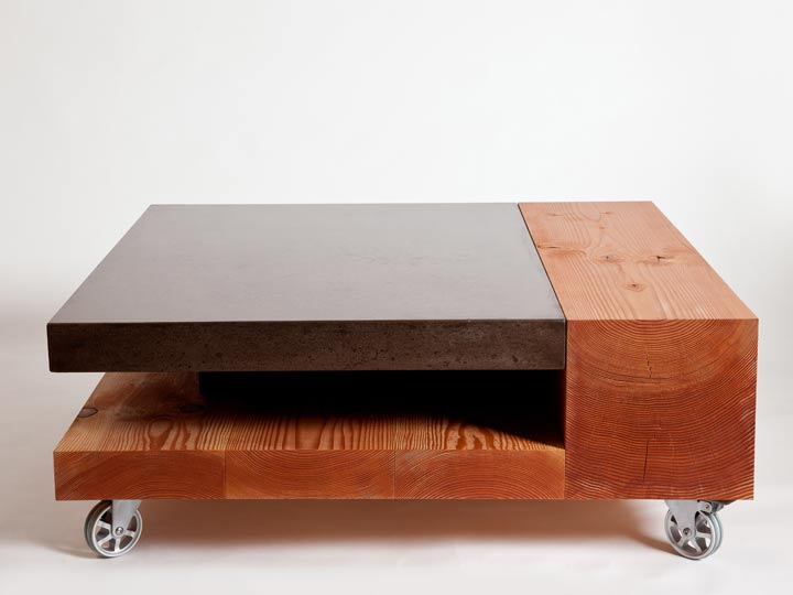 Best Furniture: Yves St. Hilaire, Sticks and Stones Furniture, Squamish, British Columbia