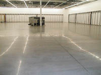 Julio Hallack polished concrete