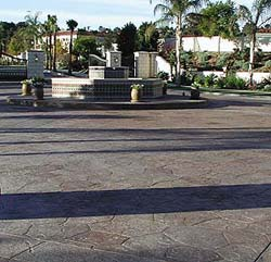 Decorative Concrete Control Joints - in all concrete work, there are basically three types of joints— construction joints, contraction joints and expansion joints.