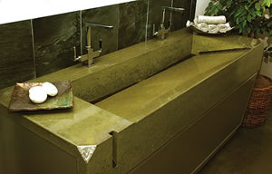 Cheng Best integral Counter top - Concrete Counter top